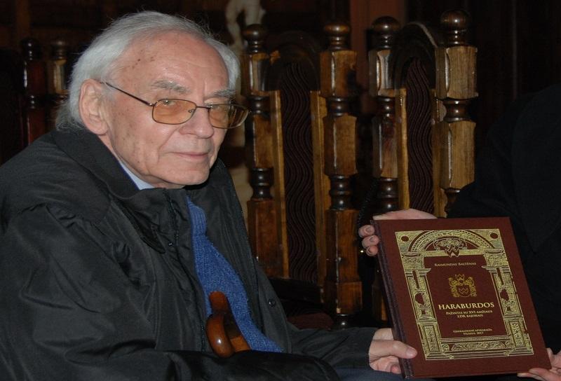 LGHD NARYS - RAIMUNDAS BALTĖNAS